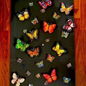 Handmade Butterfly 🦋 Art